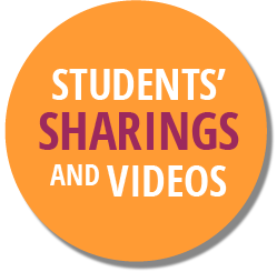 Students' Sharings and Videoss